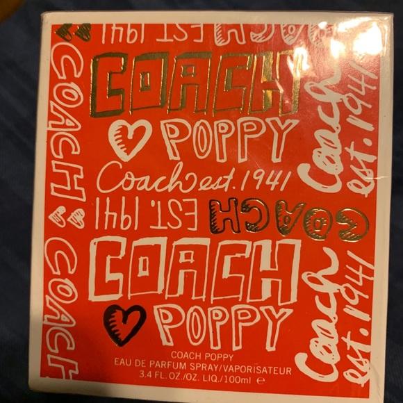 Coach Poppy 3.4oz